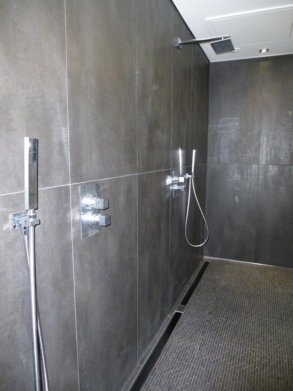 Jean marc sol installation salle de bains cl s en main - Prix installation salle de bain ...