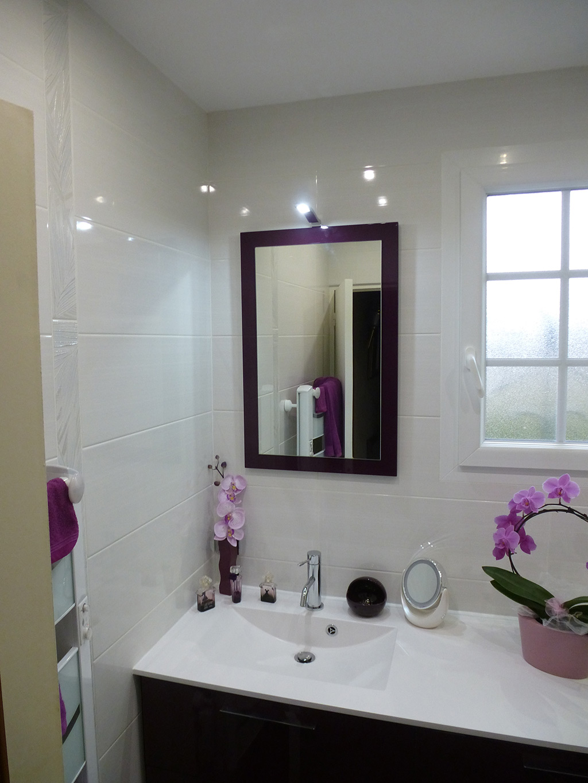 Jean marc sol installation salle de bains cl s en main for Salle de bain avec wc suspendu