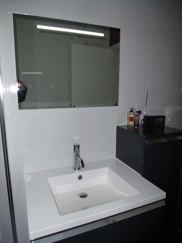 Jean marc sol installation salle de bains cl s en main for Refection salle de bain